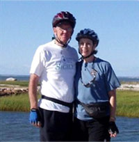 Bill and Jane Vaughn