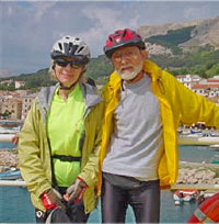 Esther and Leonard Deitz