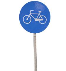 Romanian Cycling Sign